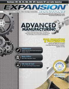 Expansion Solutions Magazine Cover Image