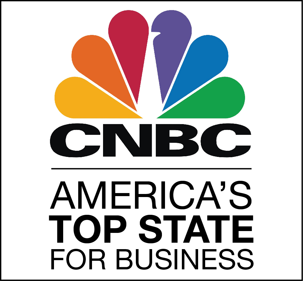 CNBC America's Top State for Business