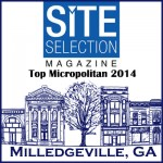 Site Selection Top Micropolitan 2014