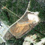 Seagle Site Aerial Image
