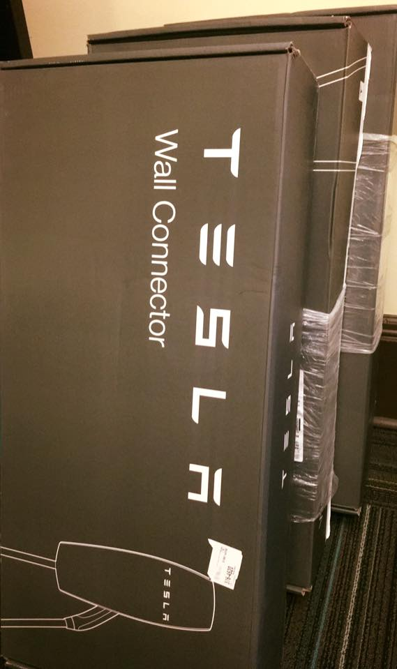 Tesla Charging Stations Image