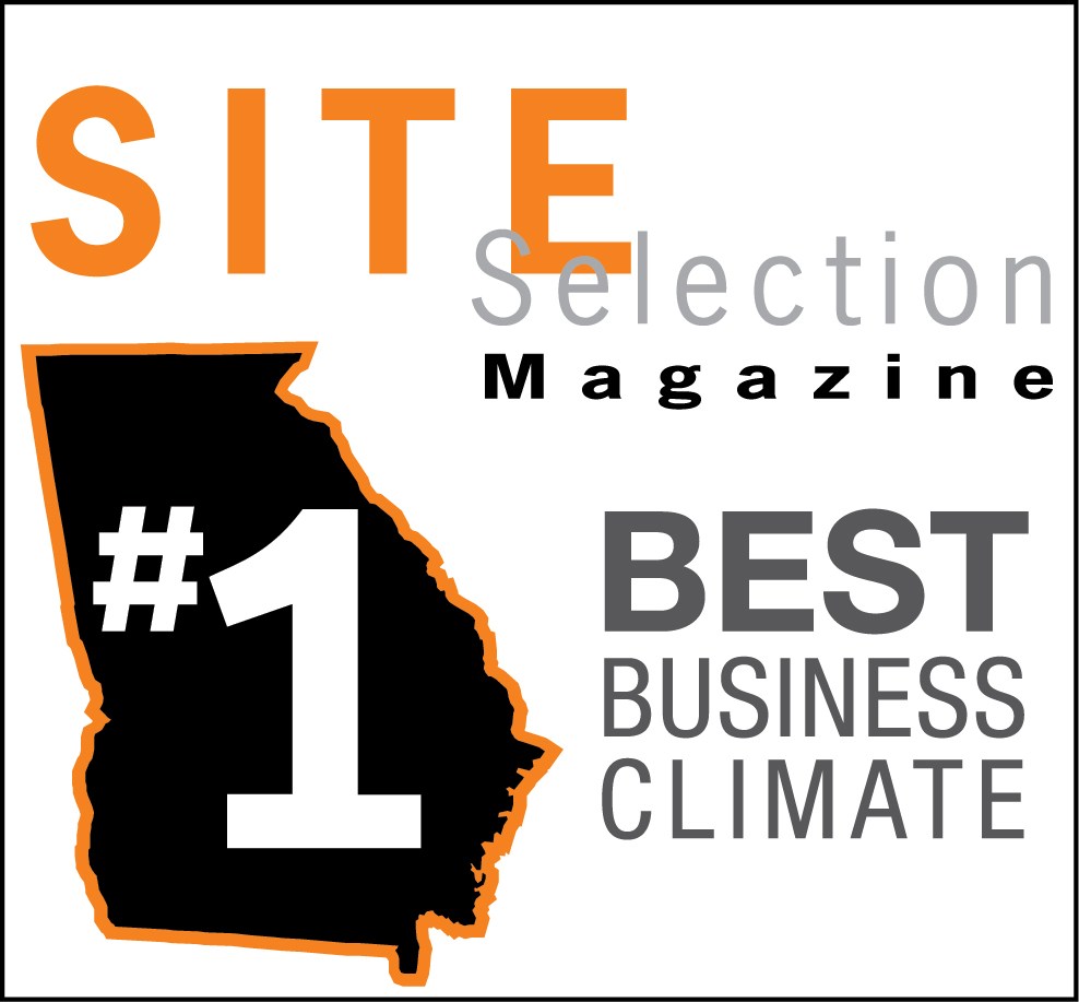Site Selection Magazine No.1 Best Business Climate