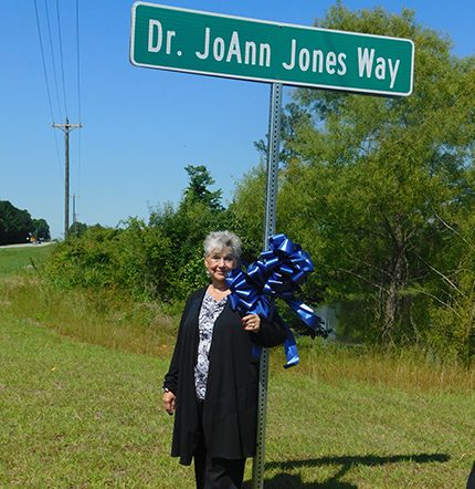 Dr. JoAnn Jones Image